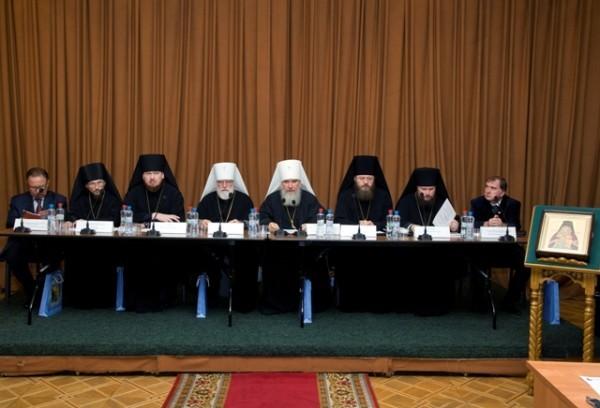 В Издательском Совете открылись VIII Феофановские чтения