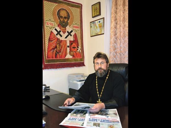 Протоиерей Сергий Привалов: Каждый человек призван к святости