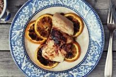 Белая рыба в соево-апельсиновом соусе: Видеорецепт от Анны Людковской