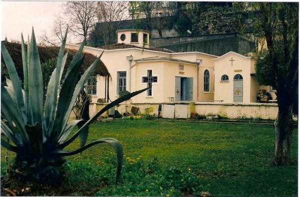 Влахернский храм в Стамбуле