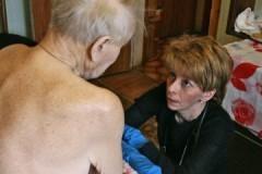Доктор Лиза создаст хоспис в Донецке