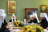 ЖУРНАЛЫ заседания Священного Синода от 23 октября 2014 года