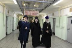Епископ Красногорский Иринарх: Каждый заключенный имеет право на встречу с духовным лицом