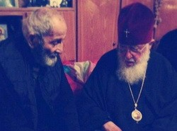Скончался старший брат Патриарха Грузинского Илии II