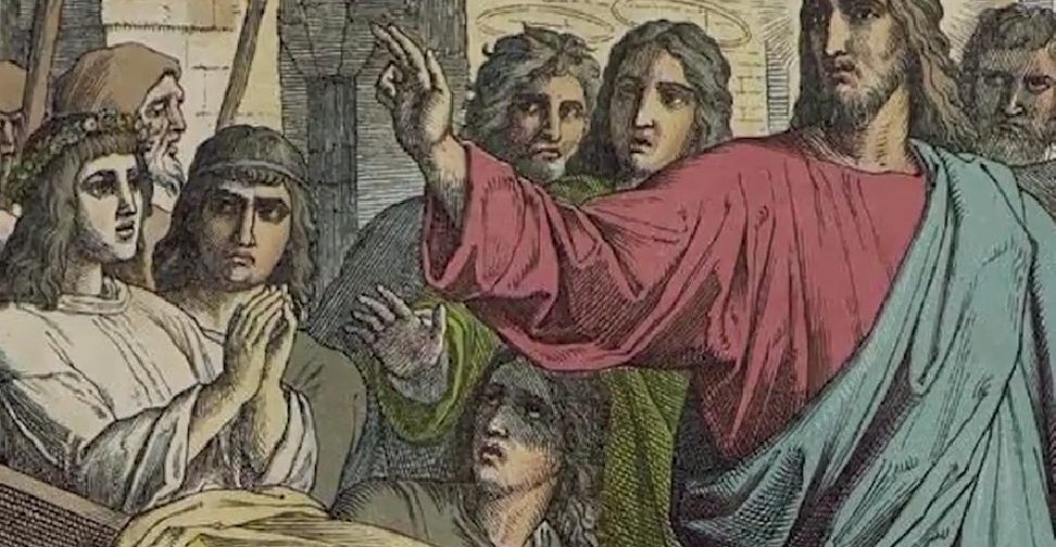 Когда больше нет надежды: О воскрешении сына вдовы