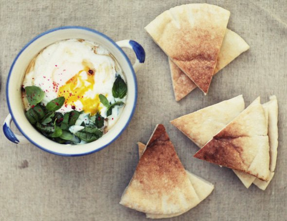 Завтрак по-турецки: Видеорецепт от Анны Людковской