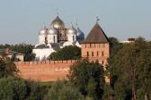 500-летнюю фреску Богородицы вернут в древний собор Новгородского кремля