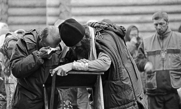 Исповедь и чувство вины