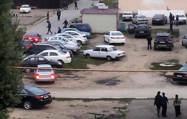 Жертвами взрыва в Грозном стали пять человек