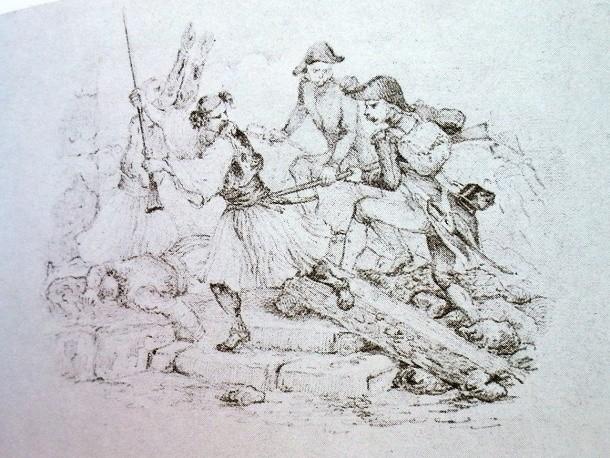 Рисунки из альбома мейерберга