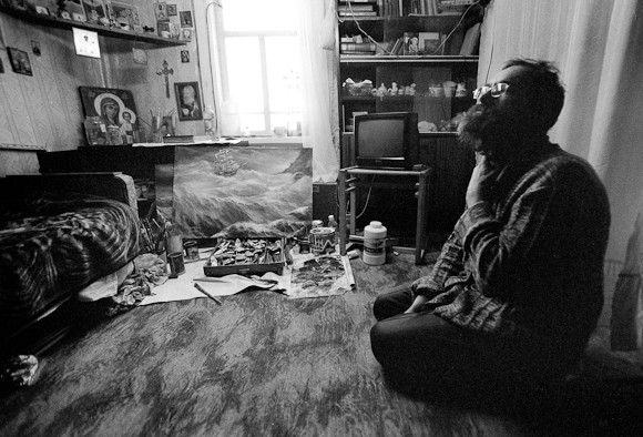 «...куда уйдет искусство?» г.Темников, Мордовия, 2008