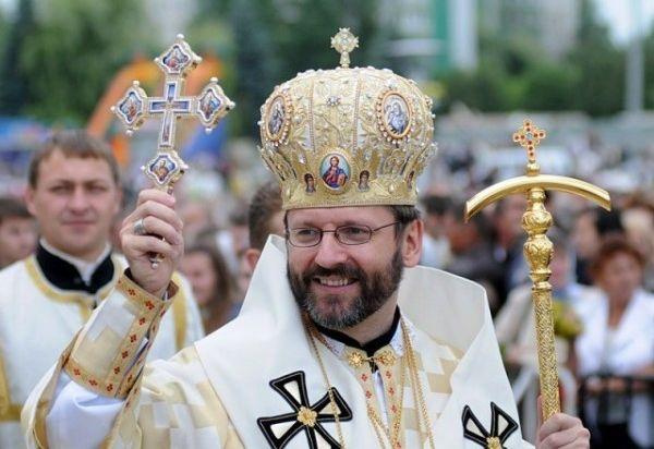 Глава УГКЦ: УПЦ – единственная каноническая православная церковь Украины