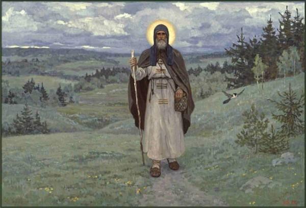 Слово в день памяти преподобного Сергия Радонежского, всея России чудотворца
