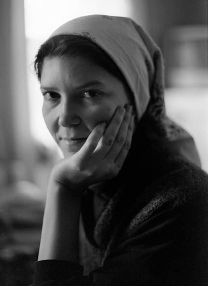 Прихожанка. Мордовия, 2008