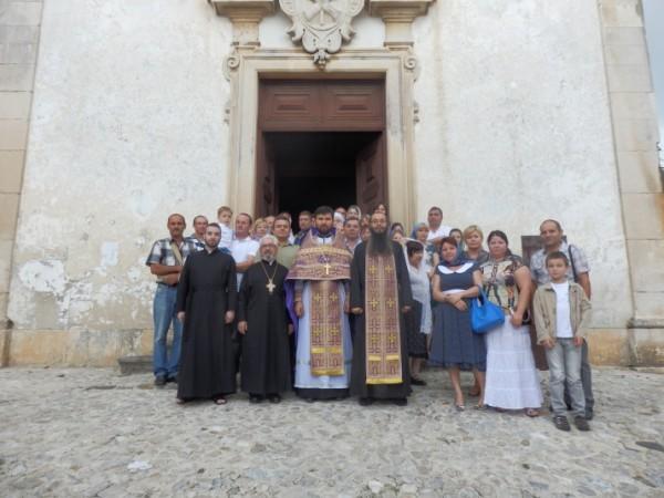 В Центральной Португалии появилась новая православная община