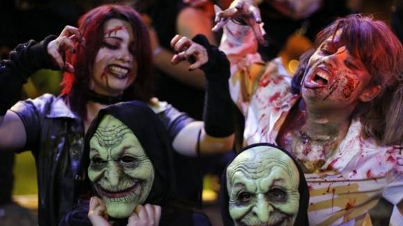 В Общественной палате просят запретить праздновать Хэллоуин в России