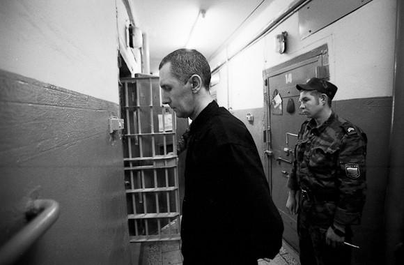Пожизненно заключенный. п.Сосновка, Мордовия, 2008
