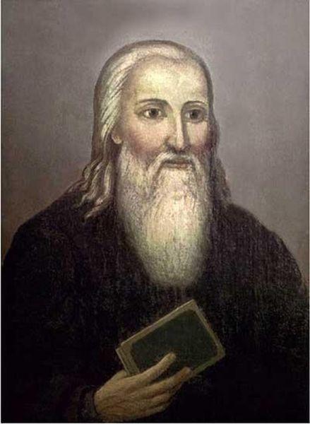 Преподобный Зосима