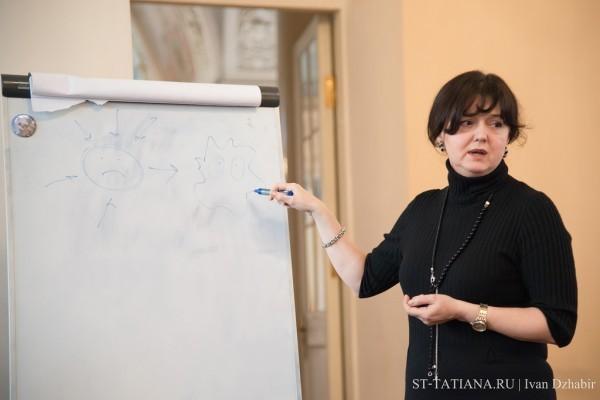 Наталья Инина. Фото: st-tatiana.ru/Иван Джабир
