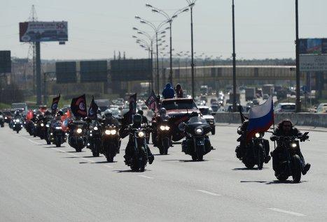 10 октября стартует паломнический мотопробег «Русские Балканы»