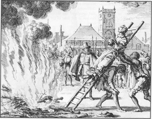 инквизиция, жертвы