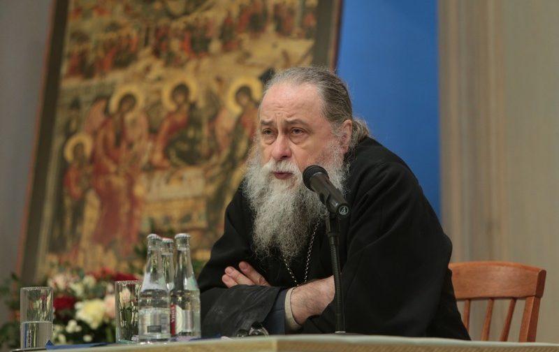 Священномученик архимандрит Иоасаф