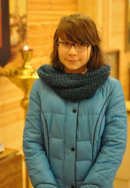 Русская девочка Настя