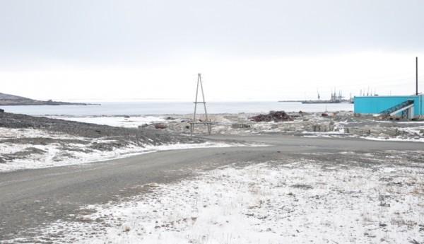 Южное побережье моря Лаптевых