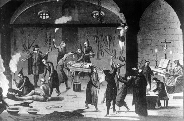 инквизиция и пытки
