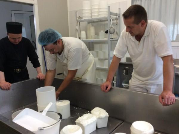Валаамский монастырь будет производить итальянские сорта сыра