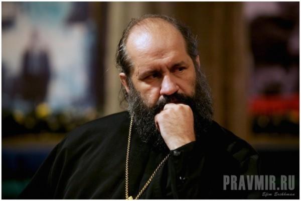 Священник Вадим Маркин