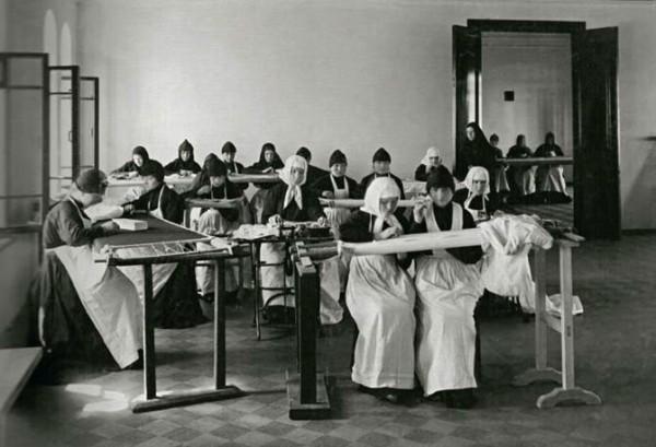 Заповедник тишины преподобных сестер