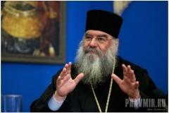 Митрополит Лимассольский Афанасий: Христос – это воздух, а не углекислый газ
