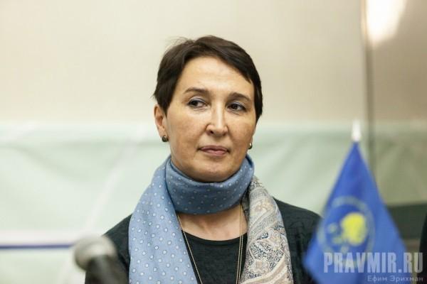 Гузель Абузарова