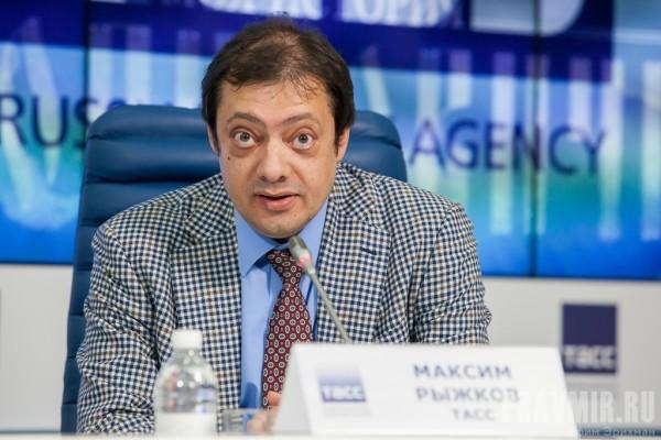 Максим Рыжков