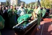 Предстоятель Украинской Церкви возглавил первое прославление святых в Луганской области