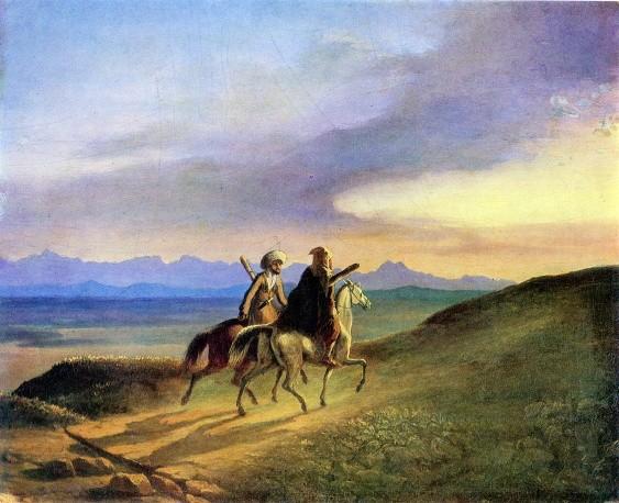 Двадцать картин Лермонтова