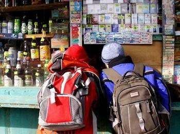 Правительство увеличит штраф за продажу алкоголя детям