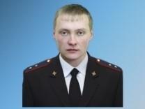 Нижегородский полицейский спас человека из горящего дома