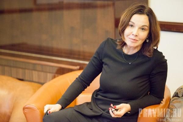 Татьяна Друбич - сопредседатель Попечительского совета фонда Вера