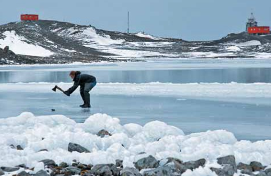В Арктике строят часовни для российских военнослужащих