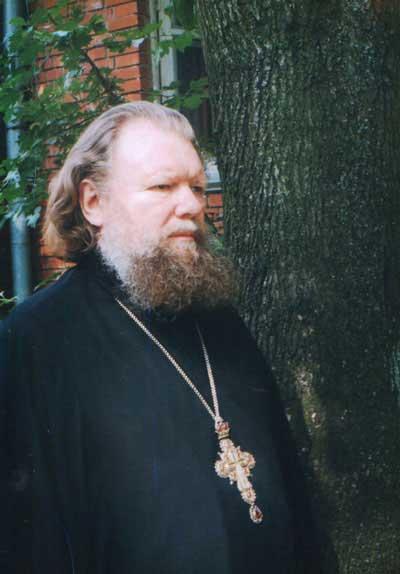 Протоиерей Борис Балашов