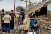 Ейская епархия помогает пострадавшим от подтопления