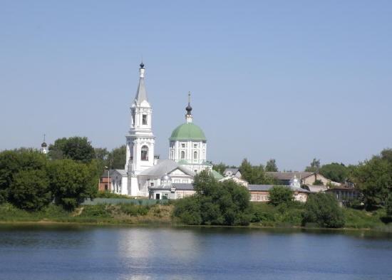 Оптина пустынь и женские монастыри Тверской епархии
