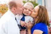 Жители американского города отпраздновали Рождество в октябре ради безнадежно больного ребенка