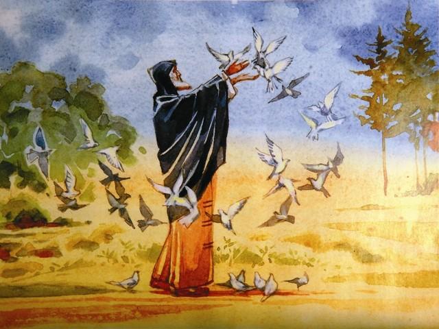 Двенадцать птенцов гнезда Сергиева