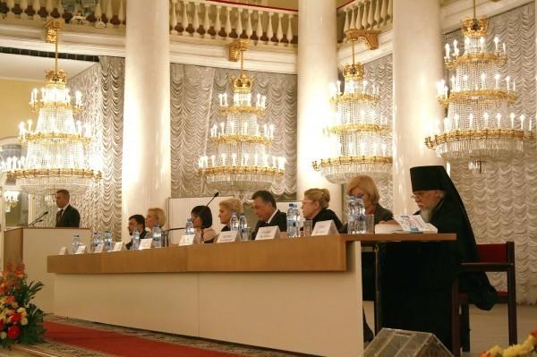 В Москве открылся Всероссийский форум приемных семей