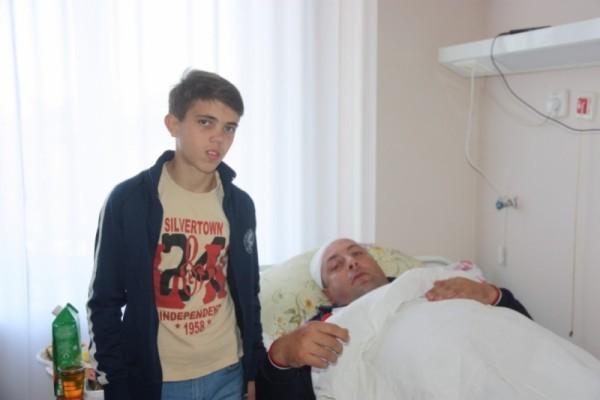 В Северной Осетии капитан полиции спас тонувшего подростка