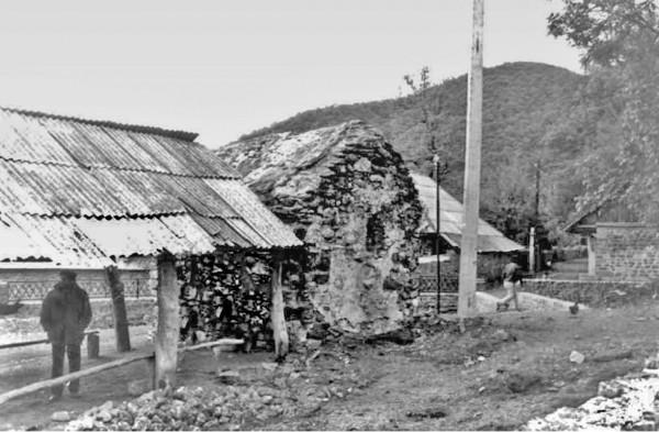 Часовня в селении Мамрух