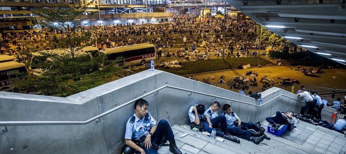 Протоиерей Дионисий Поздняев о волнениях в Гонконге и положении христиан